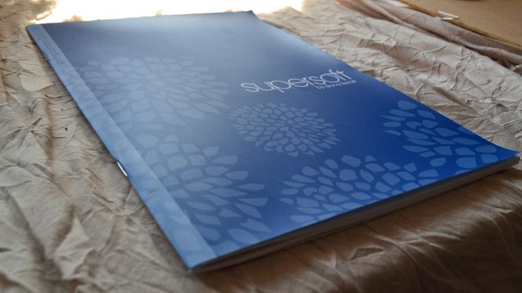supersoft copywriting 2012/2013 summer catalogue