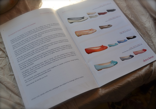 Diana Ferrari catalogue summer 2013