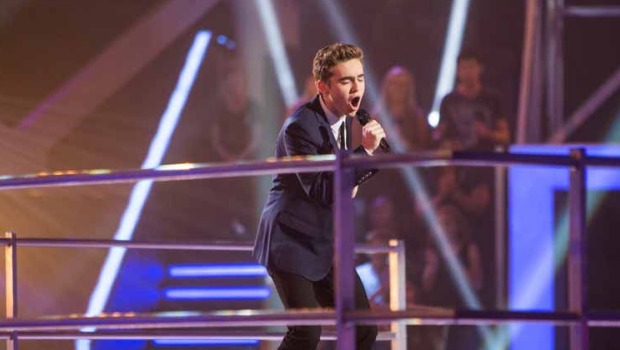 harrison craig the voice