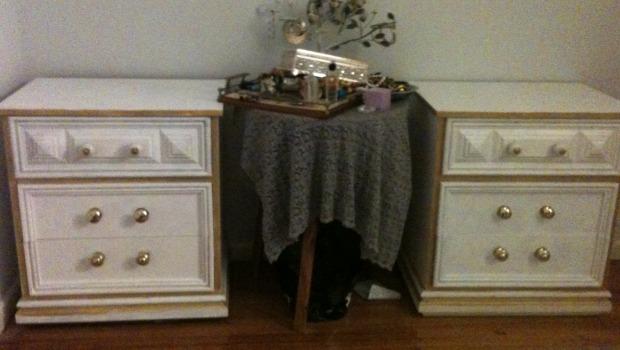 bedside tables Anna kosmanovski DIY