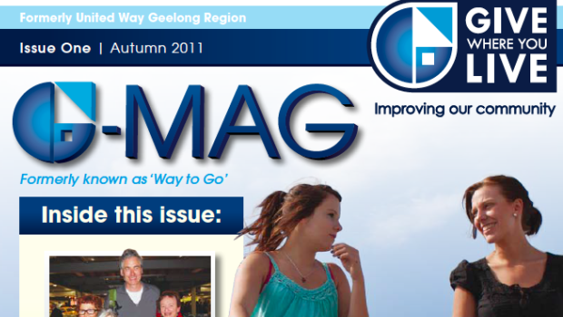 Give Where You Live, GMag