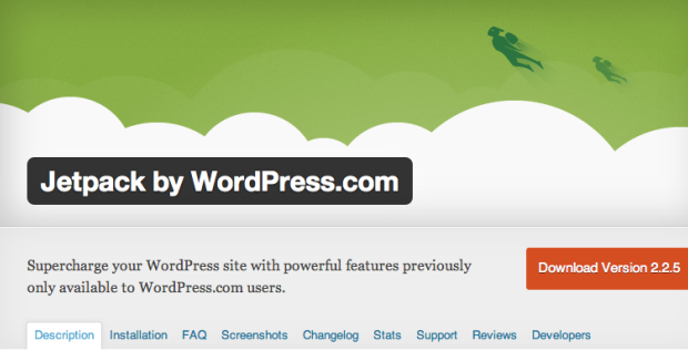 Jetpack WordPress plugin