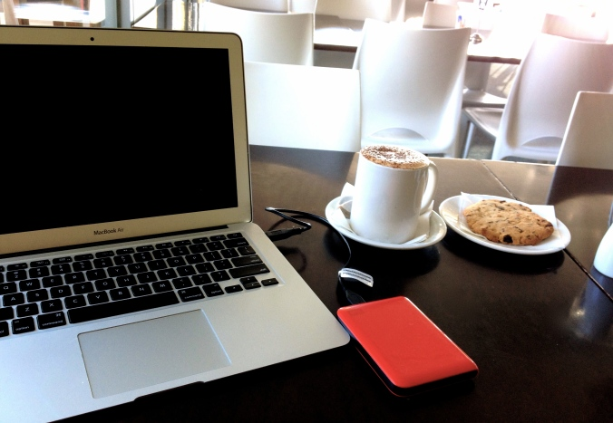 Coffee and Writing: the best of friends