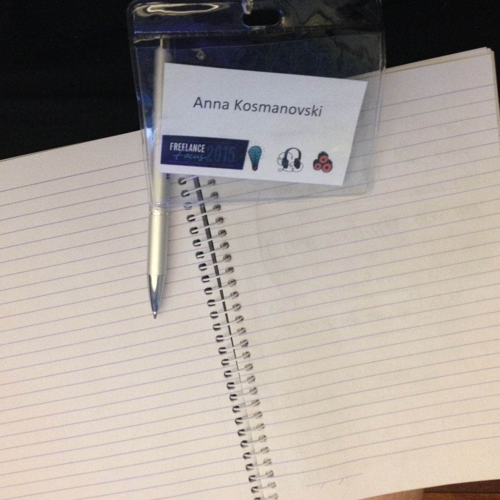 Why Writers Should Go To Conferences